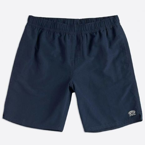 "ANIMAL MENS SHORTS.NEW BAHIMA 18"" NAVY LINED SWIM ELASTICATED SWIMMERS 9S 1/F94"